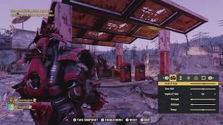 Fallout 76 - Use Photomode at the Red Rocket Station in Grafton