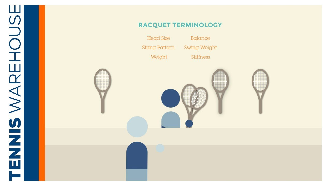 How To Pick A Tennis Racquet Racquet Terms Specs Explained