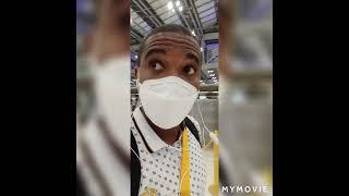 Suvarnabhumi Airport against Covid 19 bangkok thailand covid19 viralvideo bestoftheday