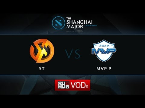 MVP.Phx - Sig.Trust, Shanghai Major Quali SEA, Game 2