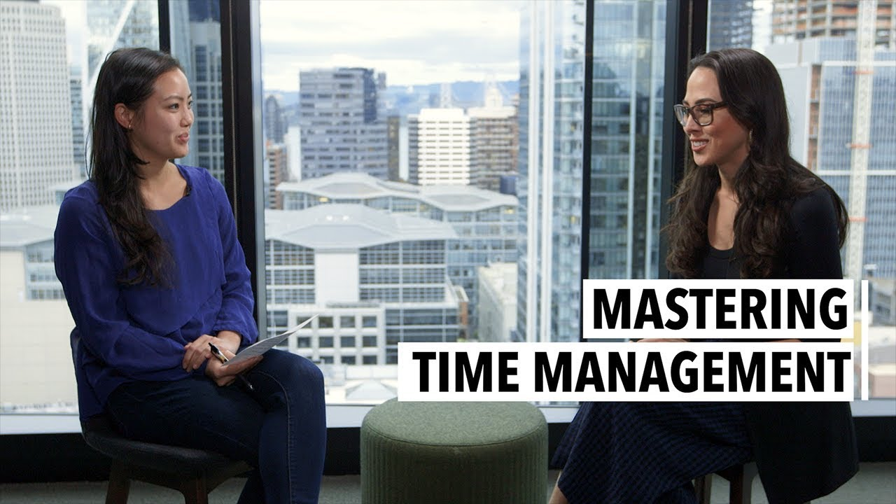 8f509113ff48 Meena Harris: Mastering Time Management - YouTube