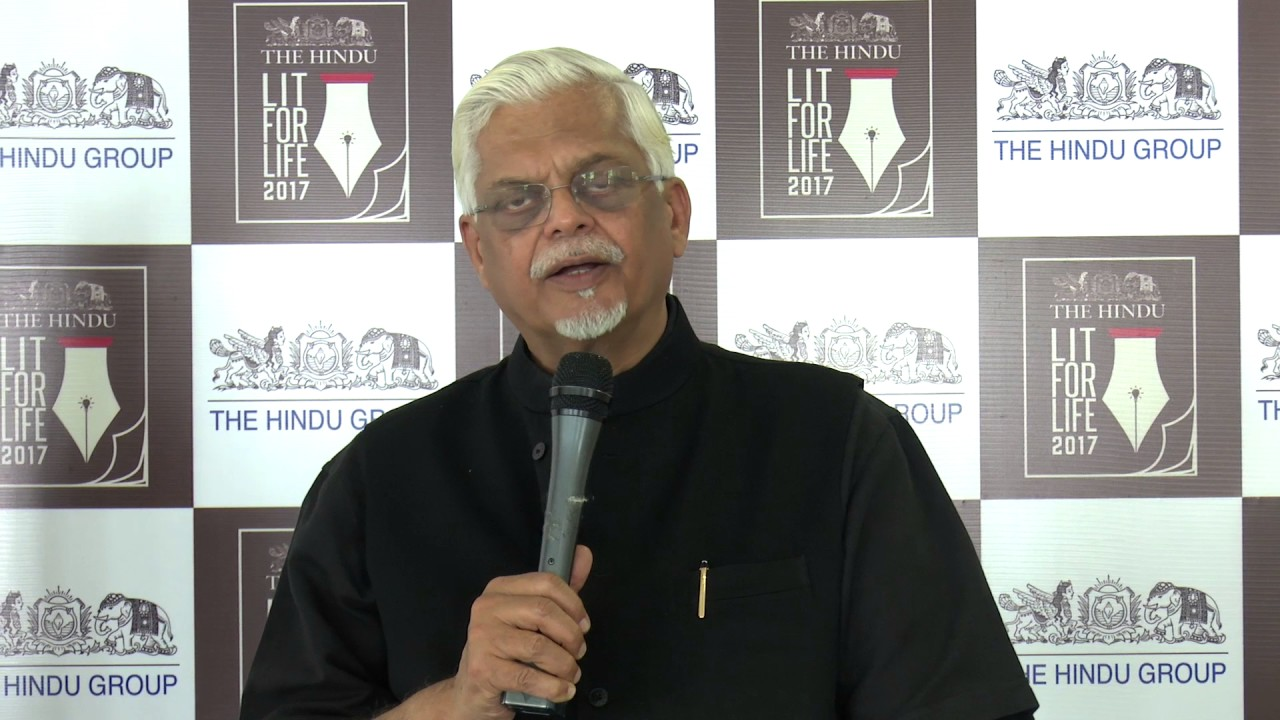 sanjaya-baru-on-the-hindu-lit-for-life