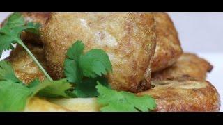 Resep Membuat perkedel kentang sederhana