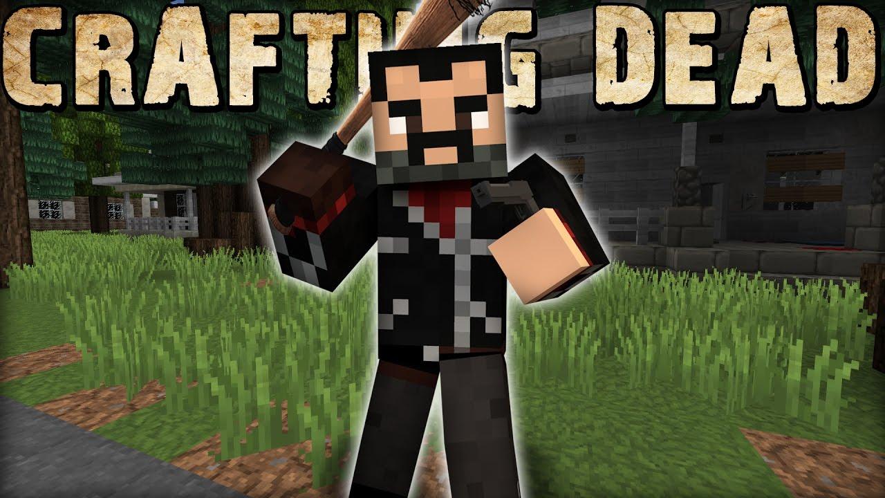 Crafting dead aftermath negan challenge minecraft for Minecraft crafting dead servers