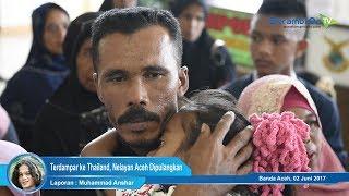 Terdampar ke Thailand, Nelayan Aceh Dipulangkan