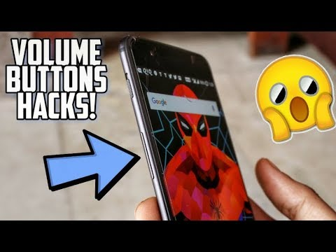 5 UNBELIEVABLE Volume Button Hacks of your Phone you didn't know!