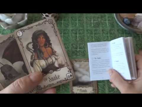 Under the Roses Lenormand: First Impressions