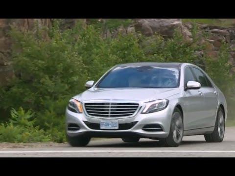 2014 S-Class Walk Around -- Mercedes-Benz