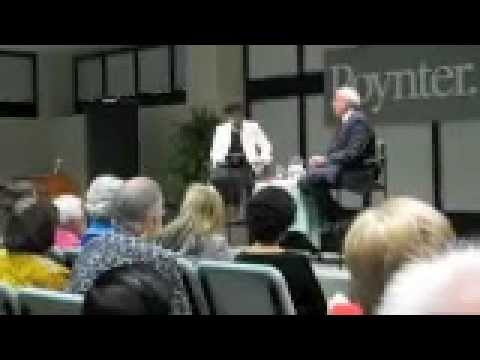 Dan Rather At Poynter Institute 2010