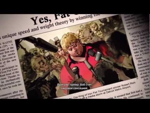 Tekken 6 - Bob ending - HD 720p