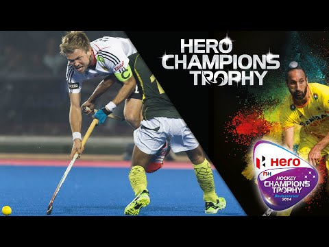 Germany vs Pakistan - Men's Hockey Champions Trophy 2014 India Final [14/12/2014]