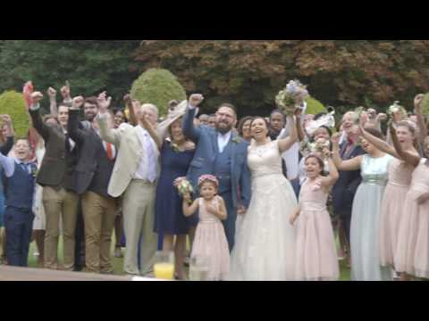 Jade and Pauls wedding video