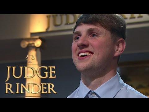 The Biggest Moron EVER! | Judge Rinder