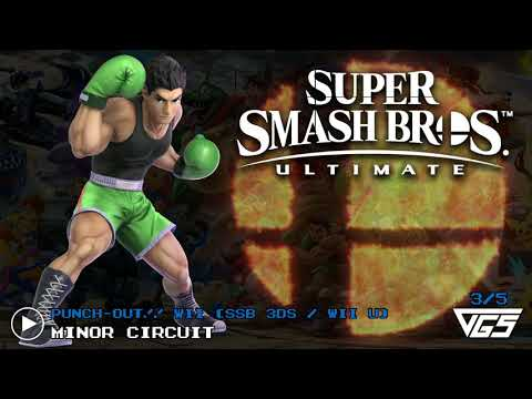 All Punch-Out!! Songs   Super Smash Bros. Ultimate   OST   5 Tracks