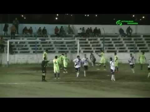 Atlético Progreso 2 Almirante Brown 1
