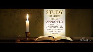 PWAM Bible Study - God Will Perform His Word - P1