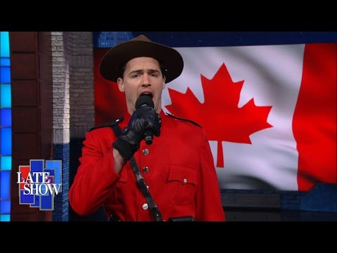"The New Lyrics To ""Oh Canada"" (aka ""Our Prime Minister Is Hot"")"