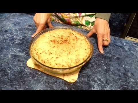 """Белорусская """"Бабка  """"самое вкусное блюдо из картофеля"""