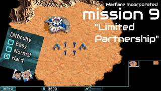 Warfare incorporated mission 9 Limited Partnership