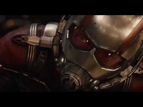 Marvel Ant-Man - Teaser Trailer Ufficiale | HD