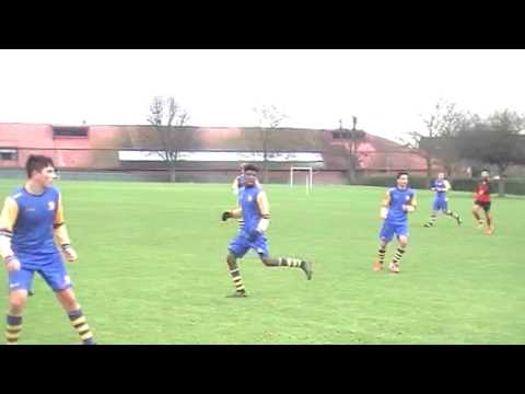 Stowe 1st team Football match vs Bedford (whole match)