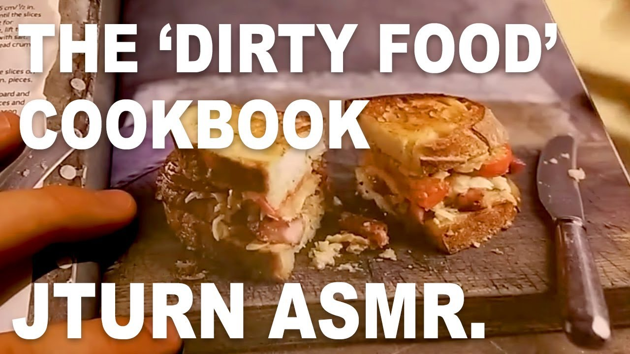 Dirty food recipe book asmr youtube dirty food recipe book asmr forumfinder Image collections