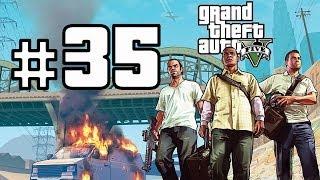 Grand Theft Auto V Walkthrough/Gameplay HD - Grove Street - Part 35 [No Commentary]