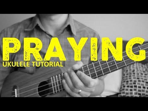 Kesha - Praying - Ukulele Tutorial - Chords - How To Play