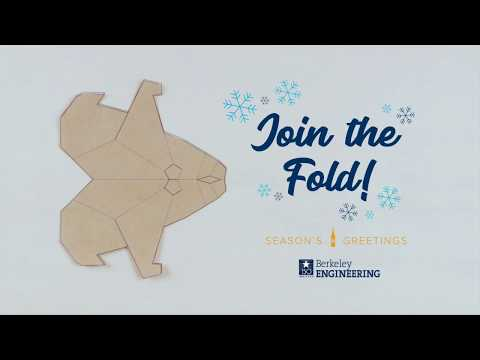 Join the Fold: Holiday Bear Instructions