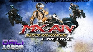 MX vs ATV Supercross Encore PC Gameplay 60fps 1080p