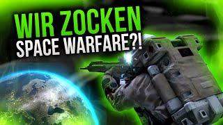 WIR ZOCKEN SPACE WARFARE!? | TwoEpicBuddies