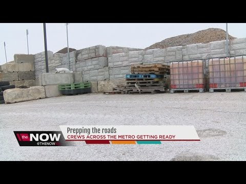 Lee's Summit crews prepare for this weekend's ice storm
