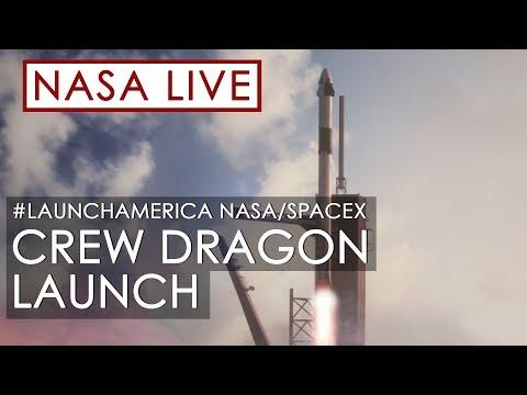 0 SpaceX: quase tudo pronto para o lançamento dos astronautas em solo americano hoje