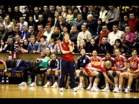 ANJA ANDERSEN - OLTCHIM Ramnicu Valcea - RK KRIM Ljubljana 31-27 (20.02.2011), Victory ANJA ANDERSEN