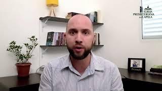 Devocional - Seminarista Lucas Cruz - 03/07/2020
