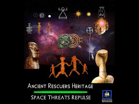 SPACE THREATS REPULSE-ANCIENT RESCUERS HERITAGE(2K )