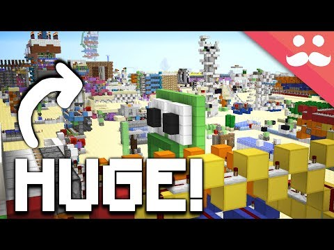ALL my Redstone Builds IN ONE VIDEO!
