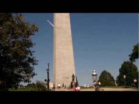 Boston Bunker Hill Monument Tour