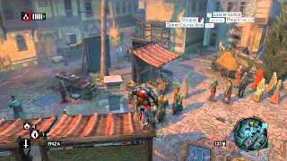 Assassin's Creed Revelations - Gameplay PC