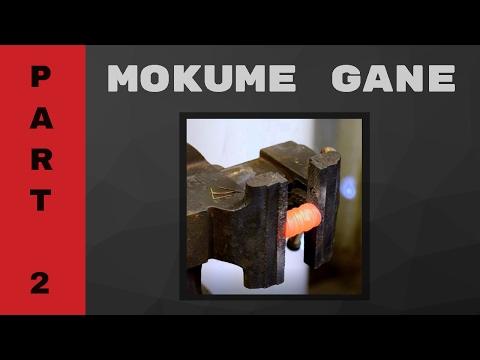 How to Make Mokume Gane From Quarters PART 2 //Making Mokume Gane Billet