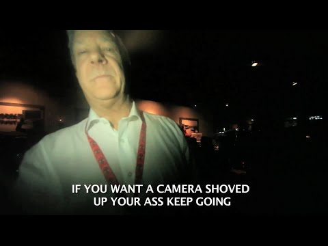 RAW: The Faces of Kinder Morgan- Drunk Execs Get Frisky With Protestors At Company Dinner