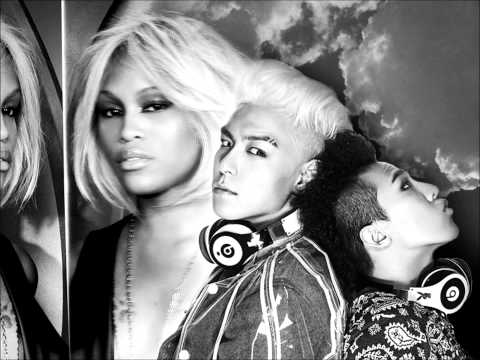 GD & TOP ft. Eve - Knock Out (Tambourine) - Mashup/Remix