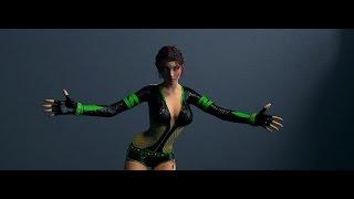 the crew iyra dance animation render in daz 3d