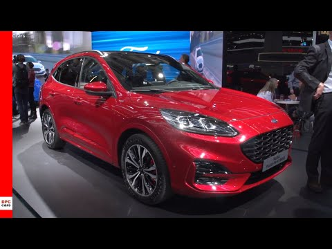 Ford Puma ST Line X Titanium X and Hybrid 2020