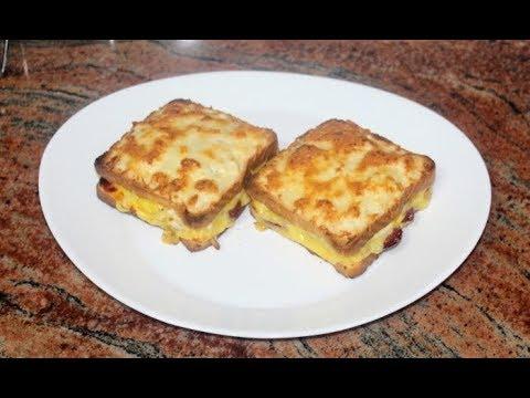 Вкусни сандвичи с луканка