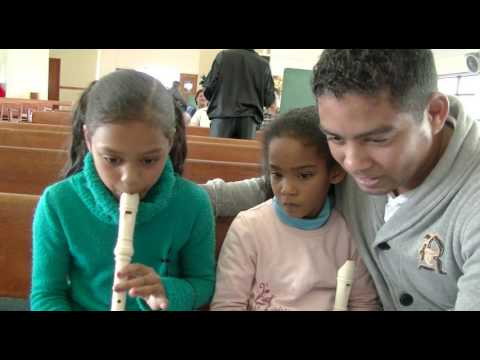Matroosfontein Music School - Community Outreach Programme | 2016
