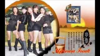 Uptown Funk line dance (23/12/14)