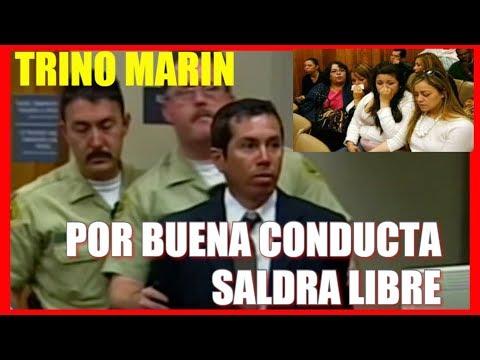 TRINO MARÍN LIBRE TRAS 12 AŃOS PRESO
