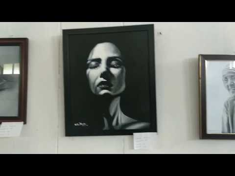 GOVERNMENT  COLLEGE OF FINE ART KUMBAKONAM ART EXHIBITION | Batch  2016 - 2020