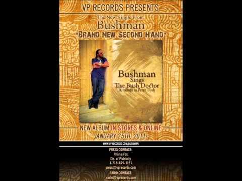 Bushman   Brand New Second Hand   2011